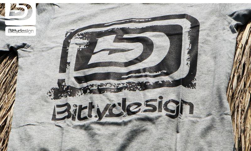 eb7358c97 Bittydesign TBittydesign 2015 tričko modré ICON, velikost XL (BDTS ...