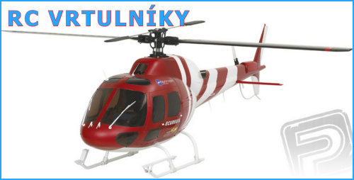 rc modely vrtulníků
